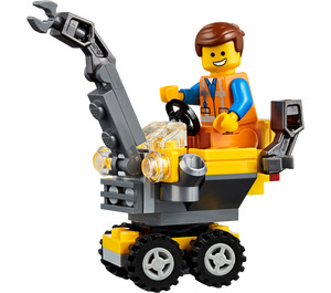 LEGO Mini Master-Building Emmet Set 30529