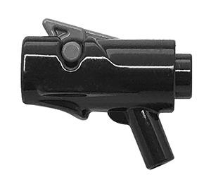 LEGO Mini Shooting Arme à feu avec Dark Stone grise Gâchette