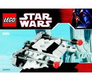 LEGO Mini Snowspeeder Set 8029