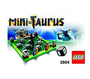 LEGO Mini Taurus (3864) Instructions
