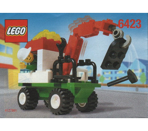 LEGO Mini Tow Truck Set 6423