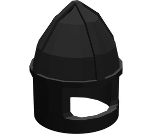 LEGO Minifig Castle Helmet with Chin-Guard (3896)