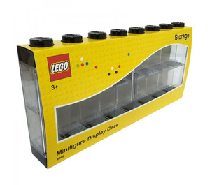 LEGO Minifigure Display Case 16 – Red (5004892)