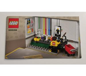 LEGO Minifigure Factory Set 5005358 Instructions