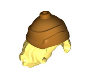 LEGO Minifigure Figure Helmet (18047)