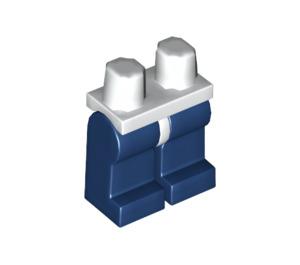 LEGO Minifigure Hips with Dark Blue Legs (3815 / 73200)