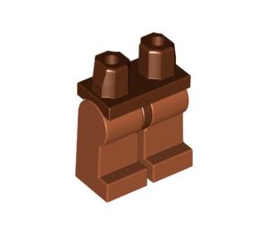 LEGO Minifigure Hips with Dark Orange Legs (3815 / 73200)