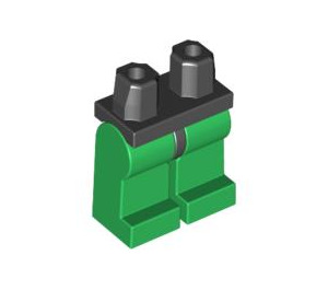 LEGO Minifigure Hips with Green Legs (30464 / 73200)