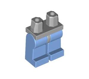 LEGO Minifigure Hips with Medium Blue Legs (3815 / 73200)