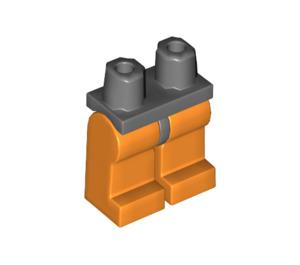 LEGO Minifigure Hips with Orange Legs (3815 / 73200)