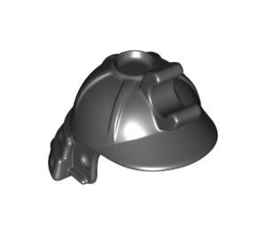 LEGO Minifigure Samurai Helmet with Horizontal Clip (65037 / 98128)