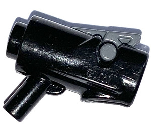 LEGO Minifigure Shooter avec Dark Stone Grey Gâchette (34229)