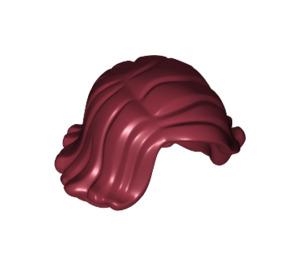 LEGO Minifigure Shoulder-Length Hair Curled Up (20877)
