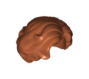 LEGO Minifigure Side-Part Side-Swept Wavy Hair (11256 / 34283)