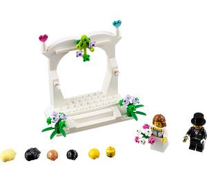 LEGO Minifigure Wedding Favour Set 40165