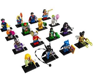 LEGO Minifigures - DC Super Heroes Series - Complete Set 71026-17