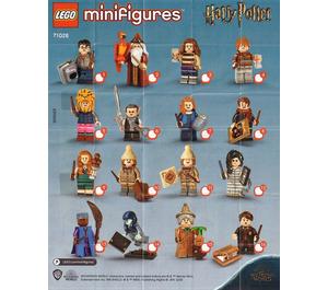 LEGO Minifigures - Harry Potter Series 2 - Complete Set 71028-17