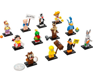 LEGO Minifigures - Looney Tunes Series - Complete Set 71030-13