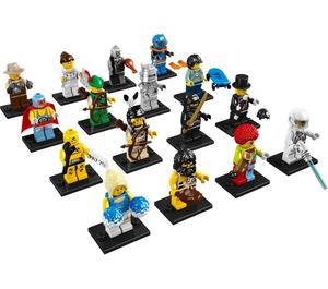 LEGO Minifigures - Series 1 - Complete Set 8683-17