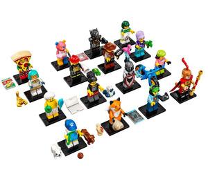 LEGO Minifigures - Series 19 - Complete Set 71025-17