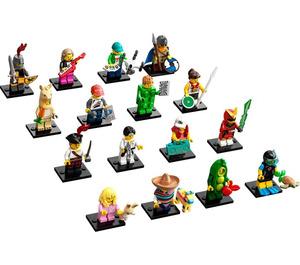 LEGO Minifigures - Series 20 - Complete Set 71027-17