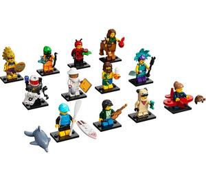 LEGO Minifigures - Series 21 - Complete Set 71029-13