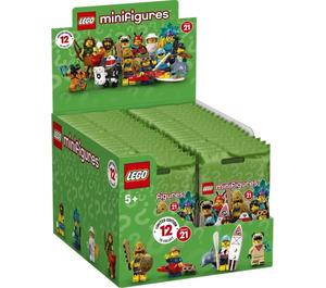 LEGO Minifigures - Series 21 - Sealed Box Set 71029-14
