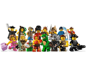 LEGO Minifigures - Series 5 - Complete Set 8805-17