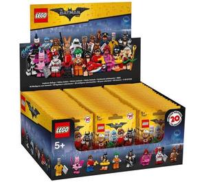 LEGO Minifigures - The Batman Movie - Box of 60 Packets Set 71017-22