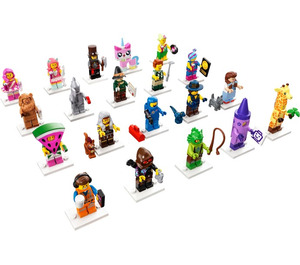 LEGO Minifigures - The Movie 2: The Second Part - Complete Set 71023-21
