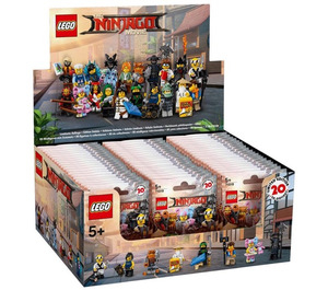 LEGO Minifigures - The NINJAGO Movie Series - Sealed Box Set 71019-22