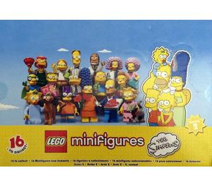 LEGO Minifigures The Simpsons Series 2 (Box of 60) Set 71009-18