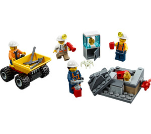 LEGO Mining Team Set 60184