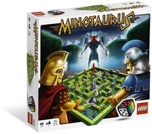LEGO Minotaurus (3841)