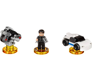 LEGO Mission Impossible Level Pack Set 71248