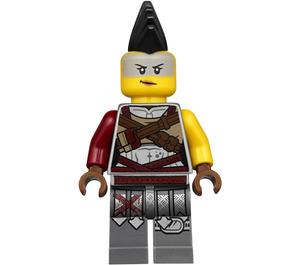 LEGO Mo-Hawk Minifigure