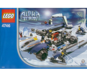 LEGO Mobile Command Center Set 4746