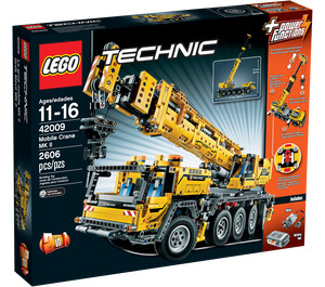 LEGO Mobile Crane MK II Set 42009 Packaging