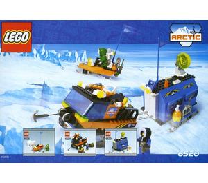 LEGO Mobile Outpost Set 6520