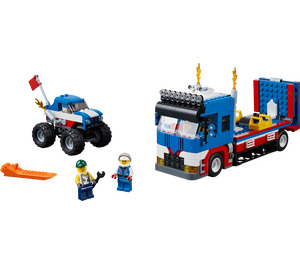 LEGO Mobile Stunt Show Set 31085