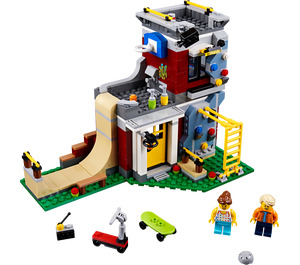 LEGO Modular Skate House Set 31081