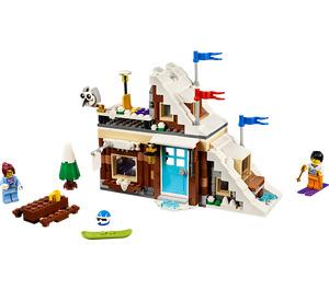 LEGO Modular Winter Vacation Set 31080