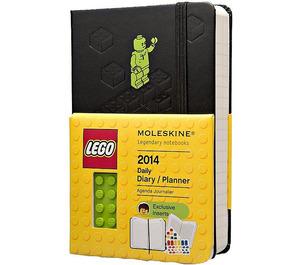 LEGO Moleskine 2014 Daily Pocket Planner (5002675)