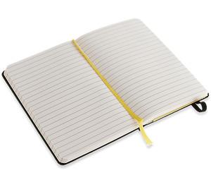 LEGO Moleskine notebook yellow brick, ruled, small (5001127)