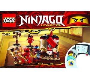 LEGO Monastery Training Set 70680 Instructions