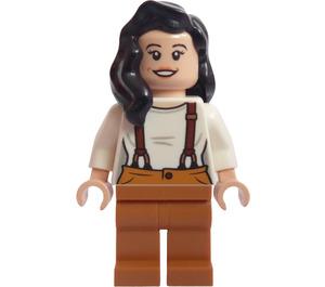 LEGO Monica Geller Minifigure