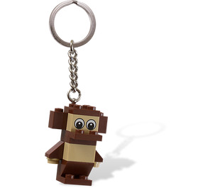 LEGO Monkey Key Chain (850417)