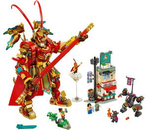 LEGO Monkey King Warrior Mech Set 80012