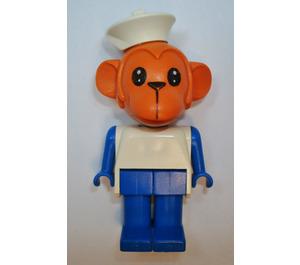 LEGO Monkey Mate Fabuland Figure