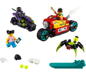 LEGO Monkie Kid's Cloud Bike Set 80018